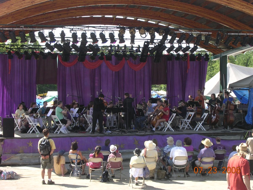 Grassroots Festival Chamber Orchestra